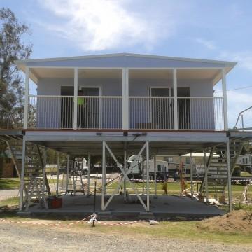 Duplex cabins - aspect 1